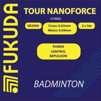 Tour NanoForce hybrid badminton
