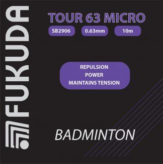 Tour 63 Micro badminton tournament string