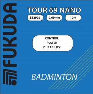 Tour 69 Nano multipurpose tournament string