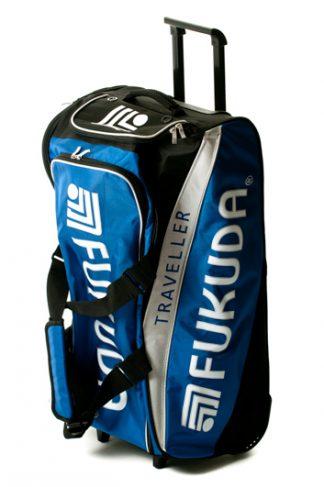 Traveller resebag travelbag royal blue black