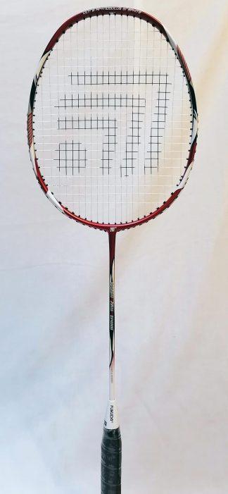 Nano Ace 3400 black/red/white tournament badmintonracket