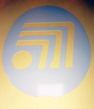 Logomall FUKUDA for stencil ink